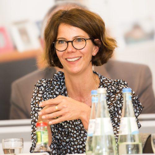 Dr. Ute Jahnke im Zahnarzt-Unternehmer-Workshop