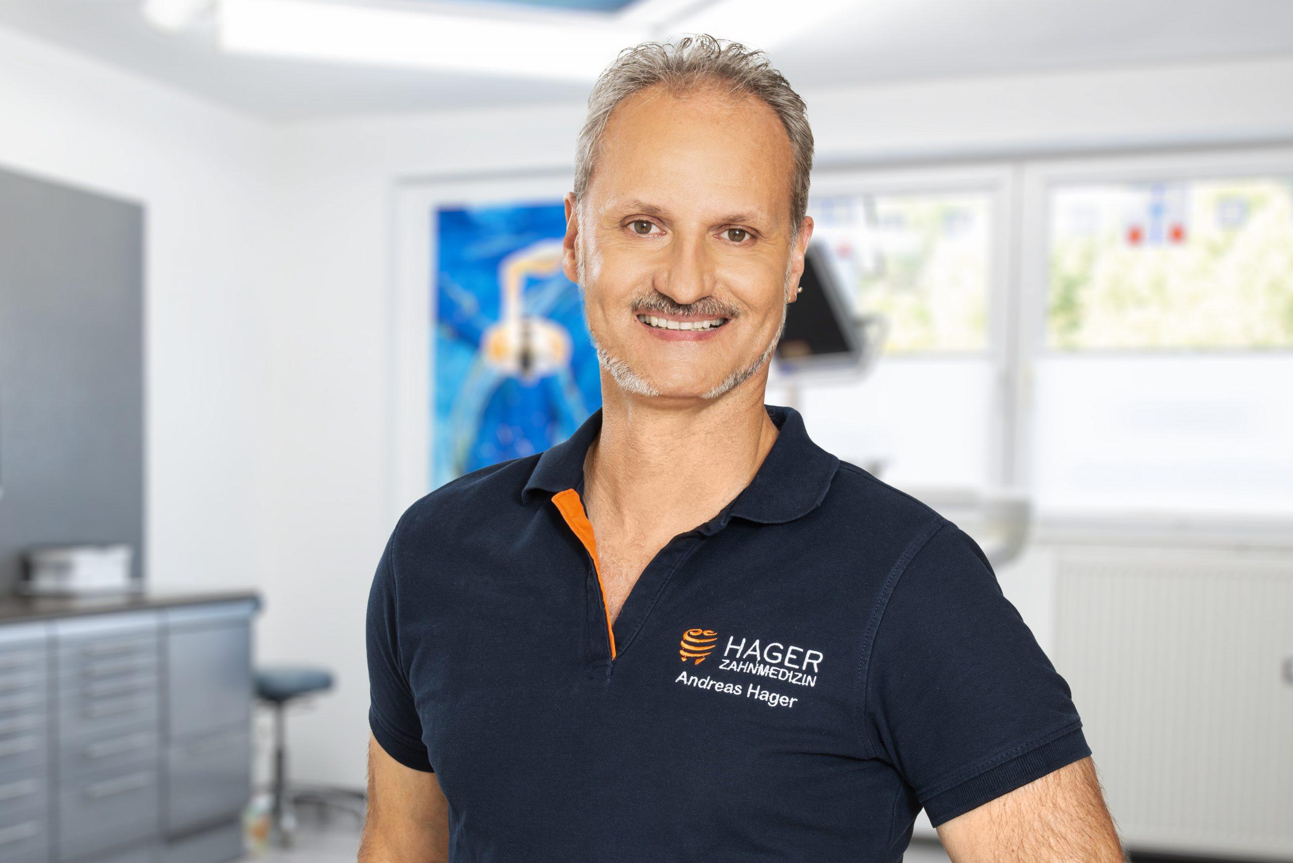 Zahnarzt Andreas Hager